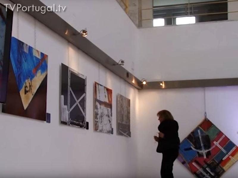 Ricardo Amoedo, Código 2, Galeria de Arte do Estoril, Tim Madeira, Janica, Junta de Freguesia Cascais Estoril, Cascais Televisão Portugal