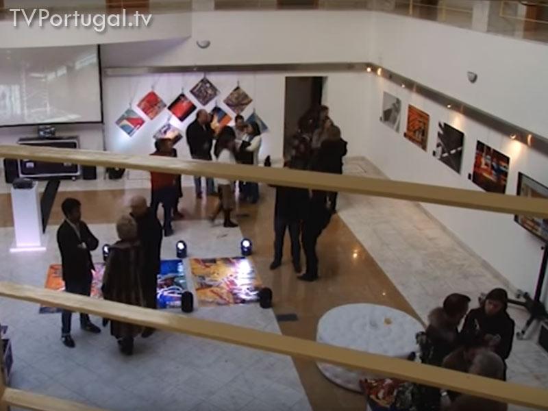 Código 2, Galeria de Arte do Estoril, Pedro Morais Soares, Tim Madeira, Janica Nunes e Ricardo Amoedo, Junta de Freguesia Cascais Estoril
