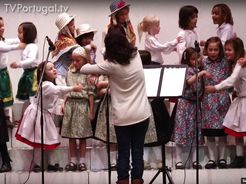 Tributo à Música Portuguesa, Sociedade Recreativa Musical Carcavelos, Joana Pedro, Odete Morgado, Carlos Carreiras, Cascais Televisão Portugal
