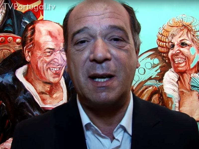 Banquetes Improváveis, Júlio Quaresma, Centro Cultural de Cascais, Fundação Dom Luis I, Carlos Carreiras, Presidente da C. M. de Cascais, Portugueses