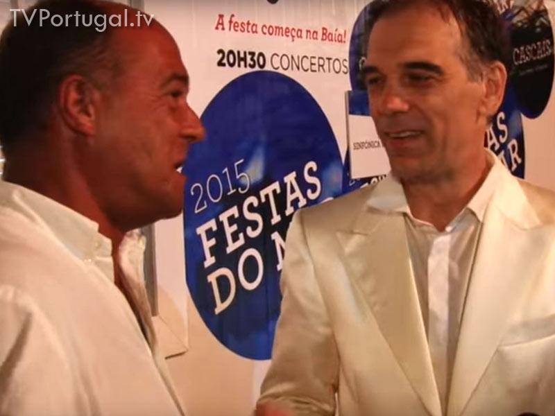 Festas do Mar 2015, Nikolay Sevastianov Lalov, Baía de Cascais, Orquestra Sinfónica de Cascais, Carlos Carreiras, Cascais, Televisão, Zona Lisboa, Portugal