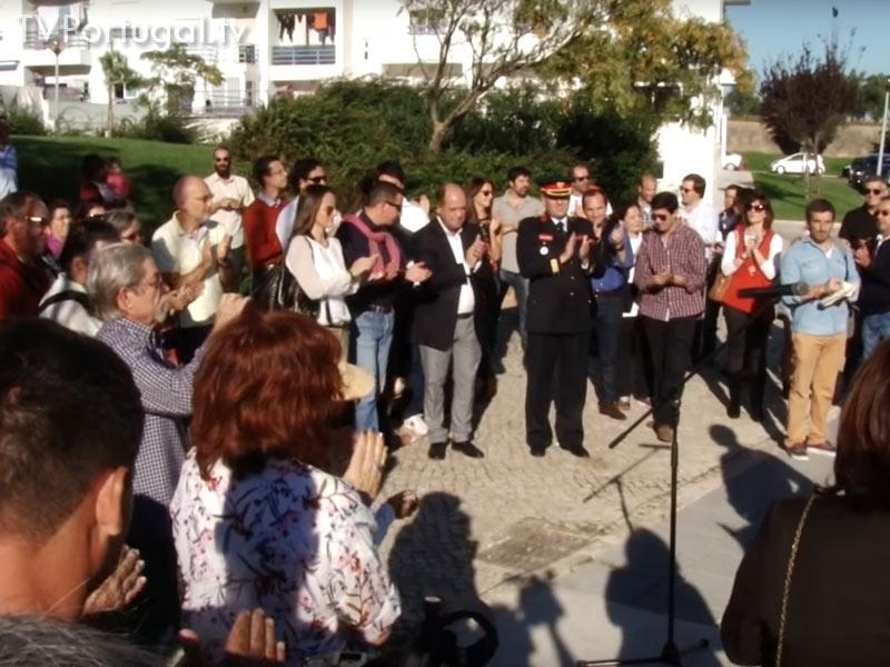 Quinta da Bela Vista, Inauguração de Obra Orçamento Participativo, Cascais 2015, Carlos Carreiras, Presidente da Câmara Municipal de Cascais