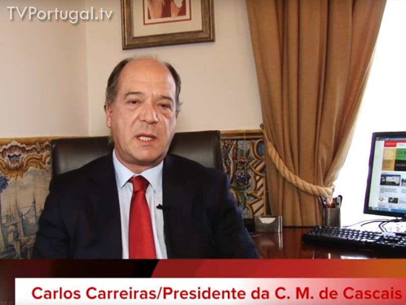 Mensagem de Natal 2015, Carlos Carreiras, Câmara Municipal de Cascais, Televisão Cascais, Reportagem, Televisões Regionais, Regiao de Lisboa