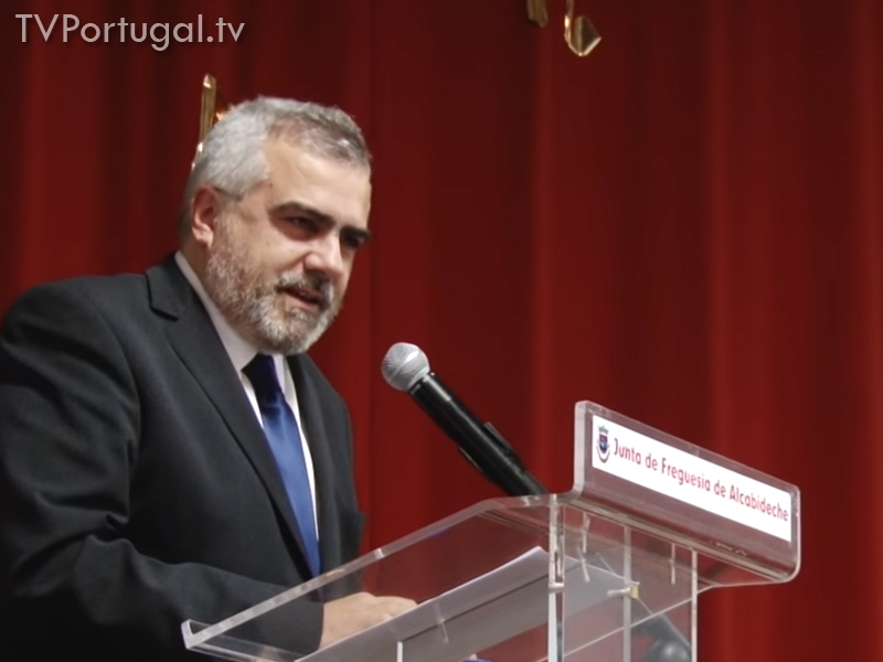 175.º Aniversário da Freguesia de Alcabideche, Rui Costa, Presidente da Junta de Freguesia de Alcabideche, Rui Costa, Portugal, Televisão regional, Lisboa