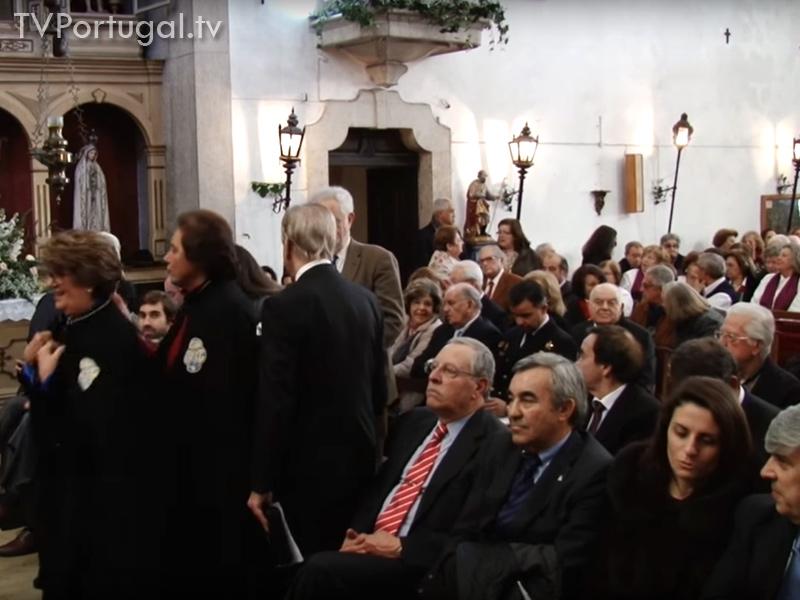 Carlos Carreiras, Tomada de Posse, Provedora Isabel Miguens de Almeida Bouças, Santa Casa da Misericórdia de Cascais, Portugal, Televisão regional, Lisboa