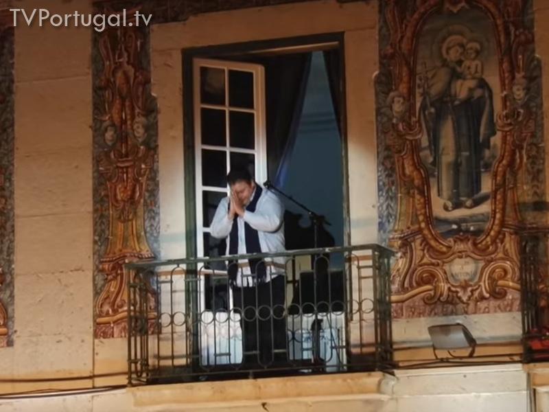 Fadista Ricardo Ribeiro, 650 Anos da Elevação de Cascais a Vila, Fados ao vivo, Fadistas, Musica vivo em Cascais, WebTv regional