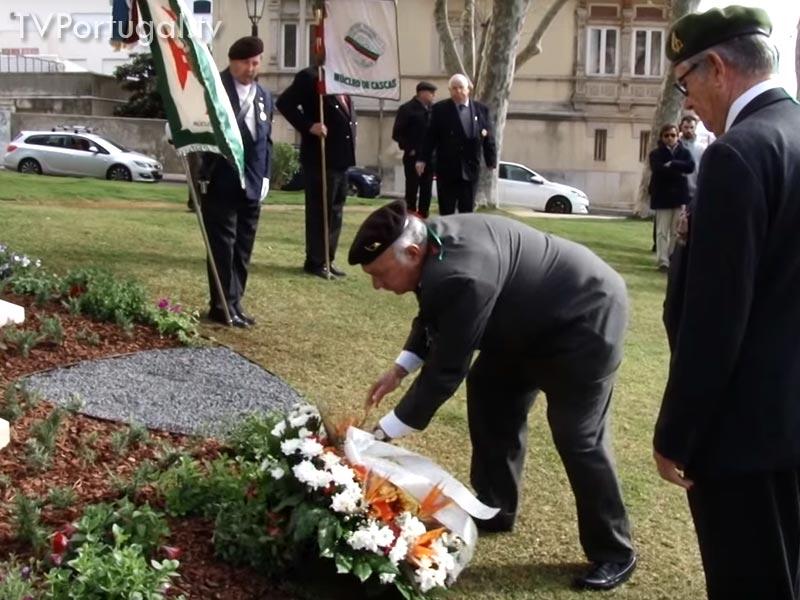 Homenagem aos Combatentes, Guerra do Ultramar, Concelho de Cascais, Televisão regional, Região, Lisboa, Televisão regional, Região, Reportagens, videos