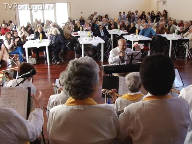 Festa da Páscoa, Séniores, JF Cascais - Estoril