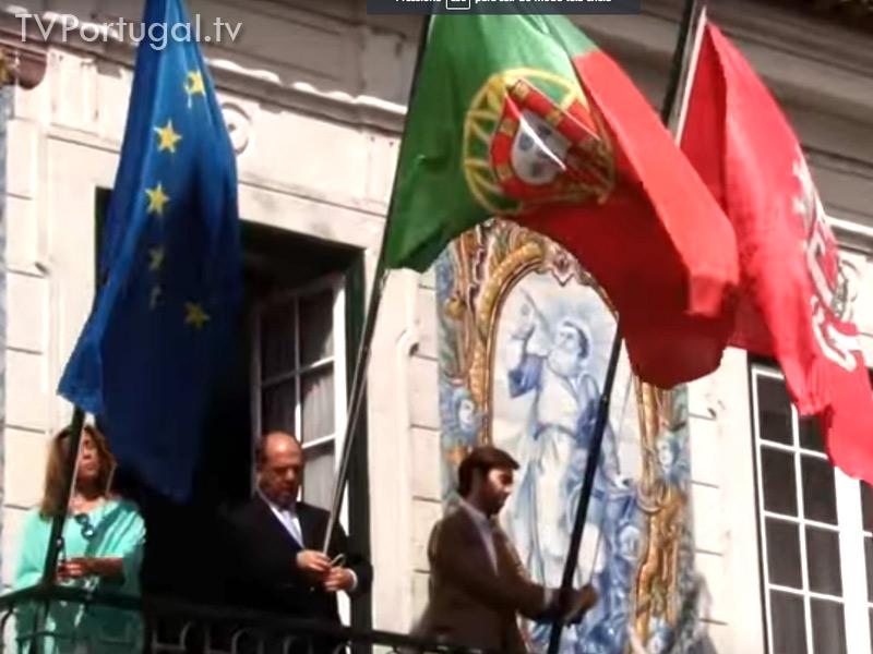 Dia de Portugal, Dia de Camões, Cascais comemora dia de Portugal, Carlos Carreiras, Televisão Cascais, Câmara de Cascais, Televisões, Regiao de Lisboa