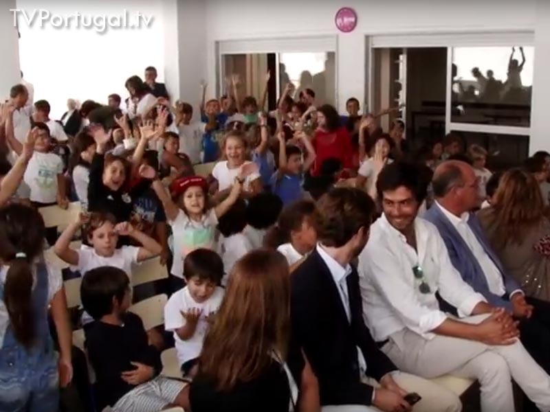 Visita às Escolas, Cascais, Estoril, Pedro Morais Soares