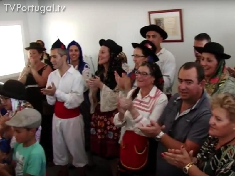 Grupo Etnográfico 7 Castelos, Nova Sede, São Domingos de Rana, Carlos Carreiras, Júlia Miguel, Grupo Etnográfico dos 7 Castelos, grupo folclórico, Folclore