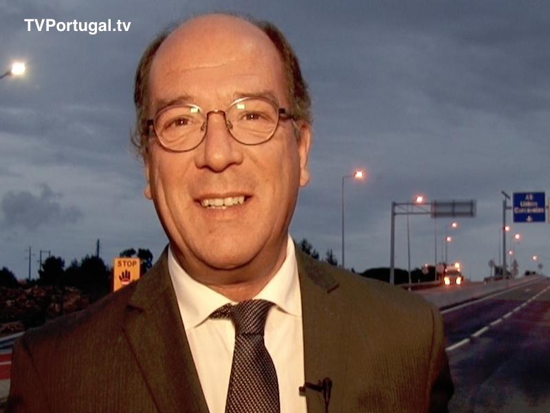 Inauguração do Final da A5, Cascais 2016, Carlos Carreiras, Câmara Municipal de Cascais, Cascais Televisão Portugal, Televisões Regionais