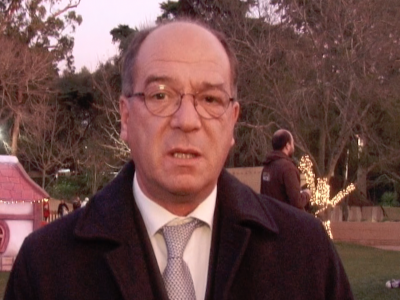 Mensagem de Natal 2016, Carlos Carreiras, Presidente da C. M. de Cascais, Vila Natal, Cascais Televisão Portugal, Natal 2016