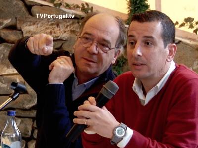 Encontro de Tutores de Bairro de Alcabideche, Cascais Ambiente, Nuno Piteira Lopes, Carlos Carreiras, Cascais, Televisão, Portugal, Reportagem