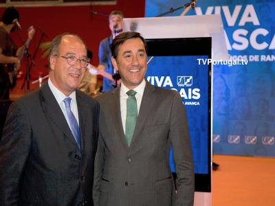 Apresentação da Candidatura de Fernando Ferreira Marques, J.F.São Domingos de Rana, Carlos Carreiras, Os Vinhais, Cascais, Televisão, Portugal