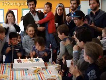 4.º Aniversário Ludobiblioteca Areia, Cascais Guincho, Frederico Pinho de Almeida, Pedro Morais Soares, Cascais Televisão Portugal