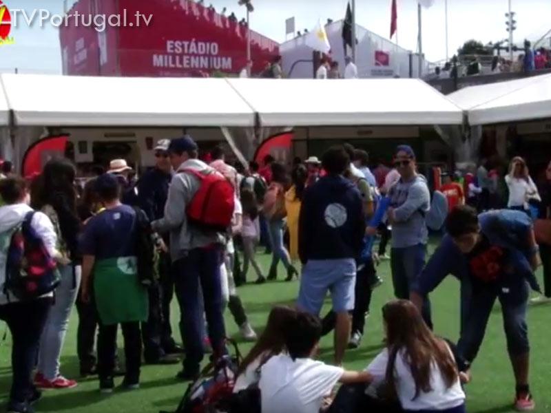 Promoção da VI Edição da Semana do Voluntariado Jovem, Millennium Estoril Open, Pedro Morais Soares, Presidente da Junta de Freguesia Cascais Estoril