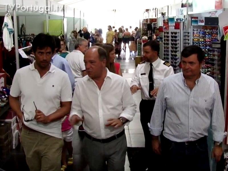 Stock & Fashion Market 2015, Associação Empresarial de Cascais, Armando Correia, Carlos Carreiras, Presidente da Câmara Municipal de Cascais