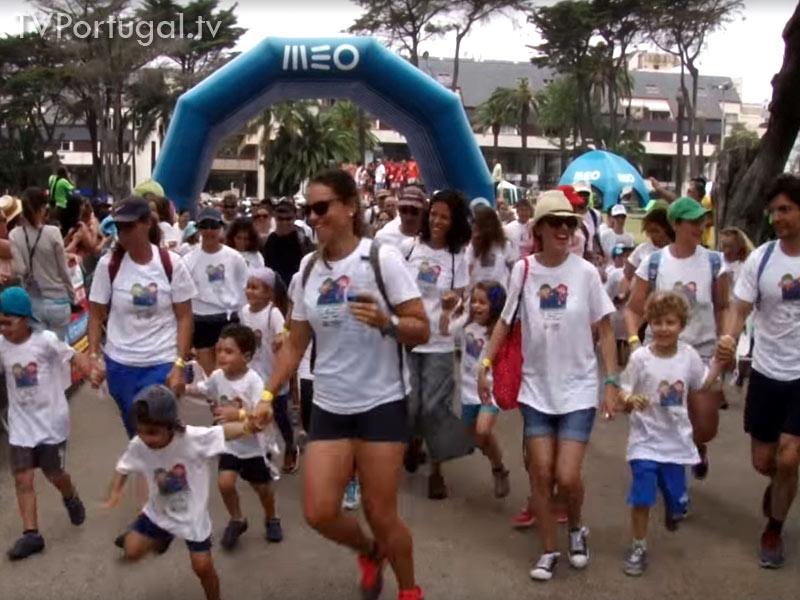 APCOI - Associação Portuguesa Contra a Obesidade Infantil, 4.ª Edição da Corrida da Criança, Jardins do Casino Estoril, Pedro Morais Sores, Estoril