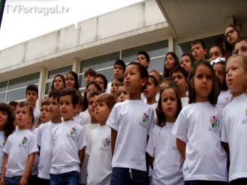 Inauguração Jardim de Infância e Ludobiblioteca, EB Fernando José dos Santos, Frederico Pinho de Almeida, Junta de Freguesia de Alcabideche