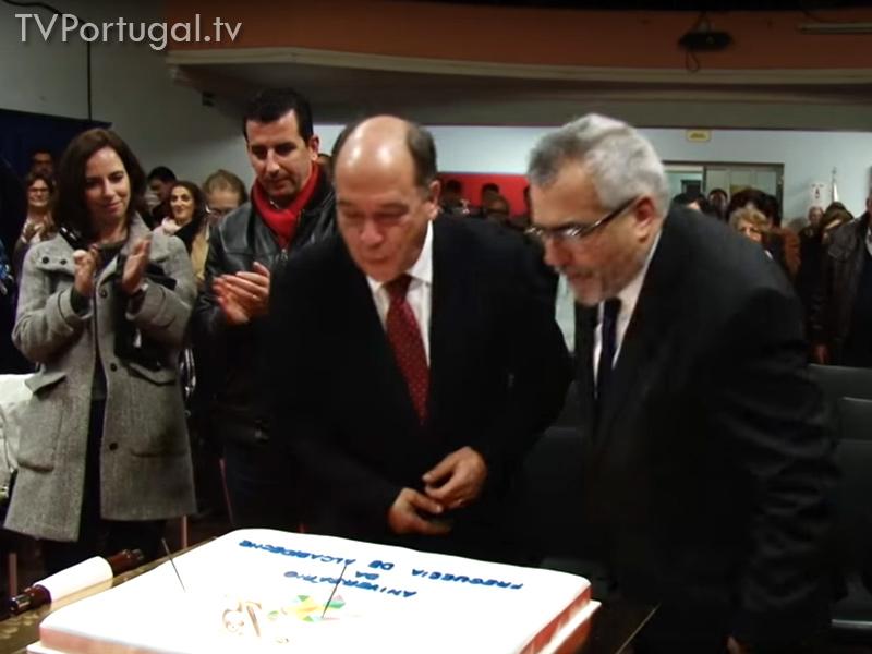 Sessão Solene do 175.º Aniversário da Freguesia de Alcabideche, Carlos Carreiras, Cascais, 22 de janeiro, Sociedade Musical Sportiva Alvidense