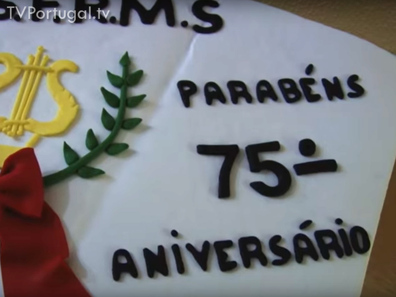 75.º Aniversário da S. F. e R. da Malveira da Serra, Filarmónica, Dança, Ginastica, 75 anos, Colectividade, Cascais, Parabens, Joaquim Lourenço, WebTV