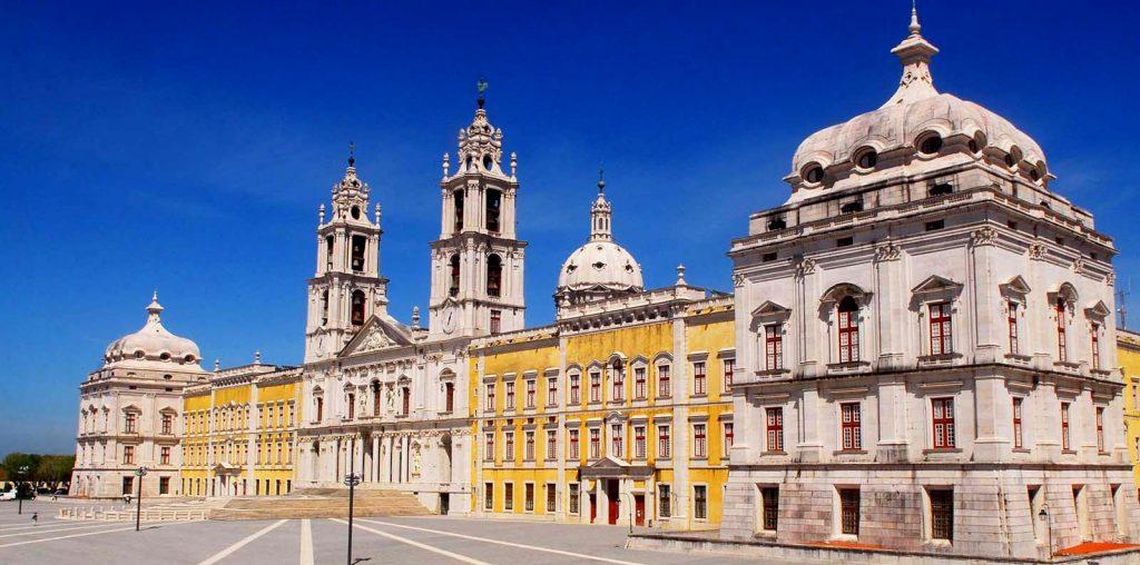 Mafra, Palácio, O Real Convento de Mafra