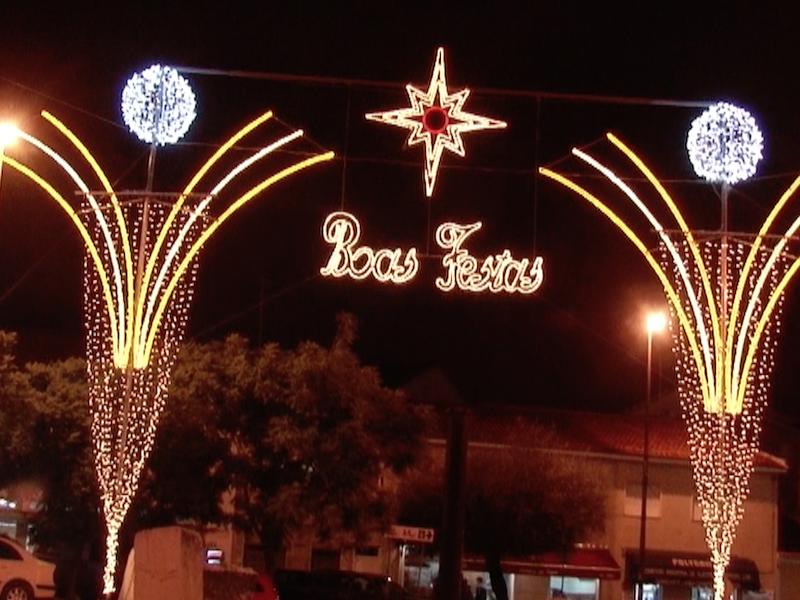 Inauguração das Iluminações de Natal, Nuno Piteira Lopes, São Domingos de Rana, Abóboda, Zona histórica de Cascais, Cascais Televisão Portugal