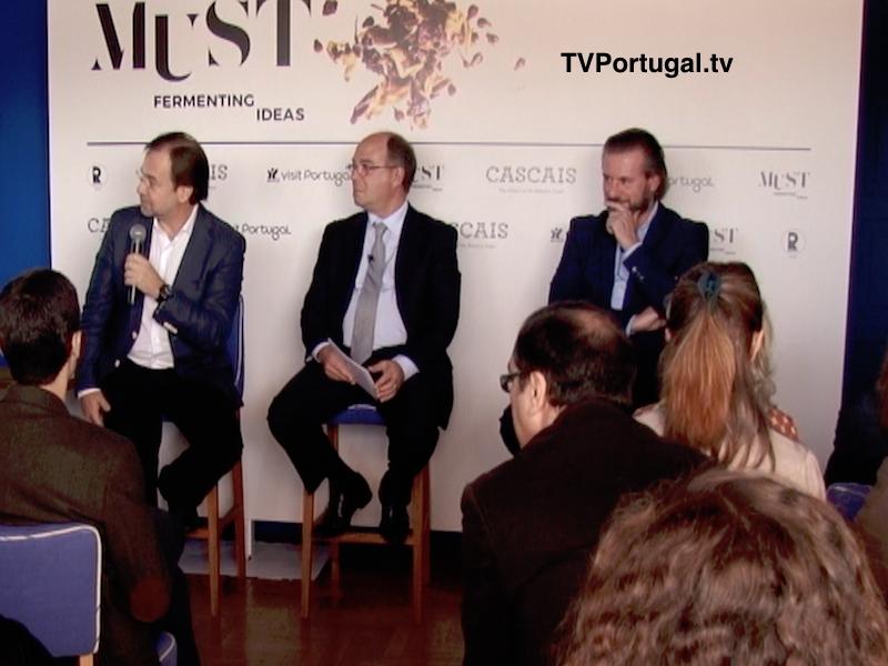 MUST-Fermenting Ideas - Wine Summit Cascais 2017, Carlos Carreiras, Paulo Salvador, Rui Falcão, Reportagem, Cascais, Televisão, Portugal