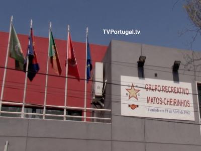 55.º Aniversário do Grupo Recreativo Mato - Cheirinhos, São Domingos de Rana, Carlos Carreiras, Câmara de Cascais, Cascais, Televisão, Portugal