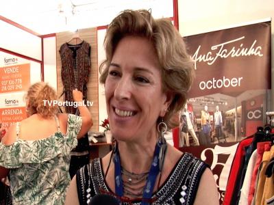 Stock & Fashion Market, Expositores, Ana Farinha October, Armando Correia, Associação Empresarial de Cascais, Televisão, Portugal