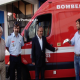 Nova Ambulância de Socorro da A. H. dos Bombeiros dos Estoris, Pedro Morais Soares, Miguel Serrão, Cascais, Televisão, Portugal