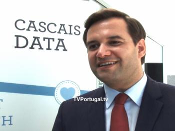 Lançamento do Projecto Smart Health - Saúde Inteligente, Hospital de Cascais, Ricardo Baptista Leite, Carlos Carreiras, Cascais, Televisão, Portugal