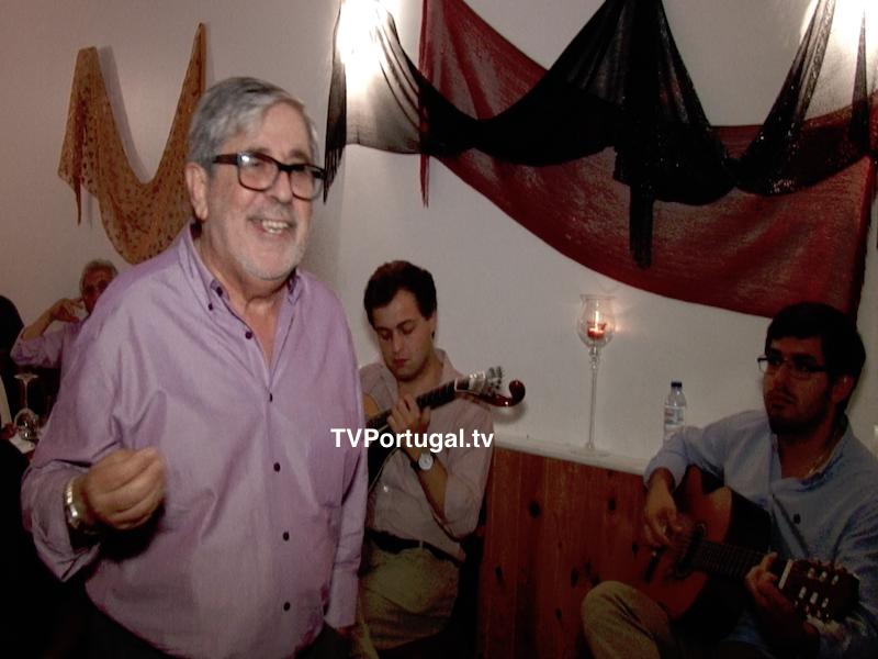 Vitor Duarte Marceneiro no Marés Vivas Cascais, Restaurante Marés Vivas, Fado, Kajo, Gonçalo, Cascais, Portugal, Televisão