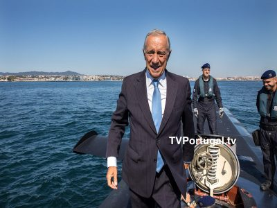 Marcelo Rebelo de Sousa, European Union Naval Force Mediterranean, Marina de Cascais, Baía de Cascais, Portugal, Cascais, Televisão
