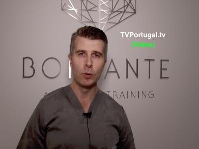 Bonfante Advanced Training, Testemunho de Alexey Dryamov, Médico Dentista - Rússia, Carcavelos, Cascais, Portugal, Dhebora Bonfante, Televisão