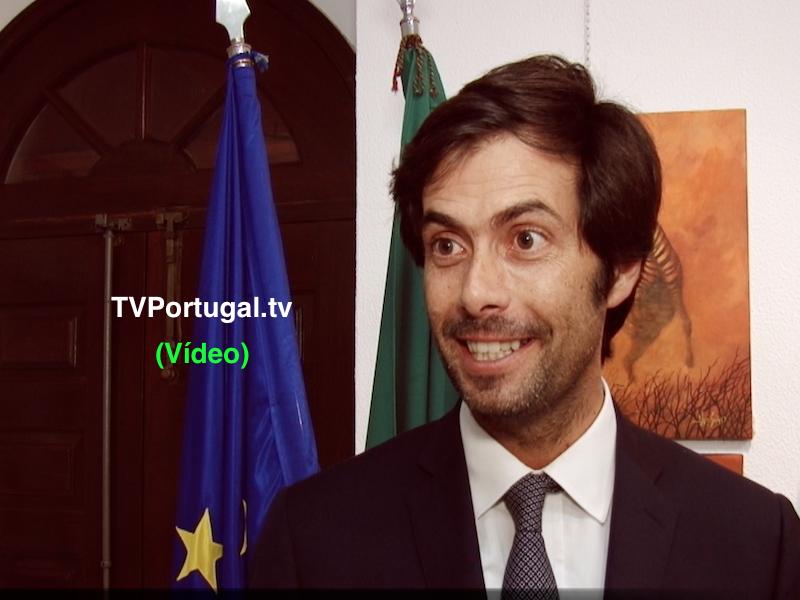 Atribuição de Bolsas de Mérito, Junta de Freguesia Cascais - Estoril, Pedro Morais Soares, Cascais, Televisão Portugal, Reportagem