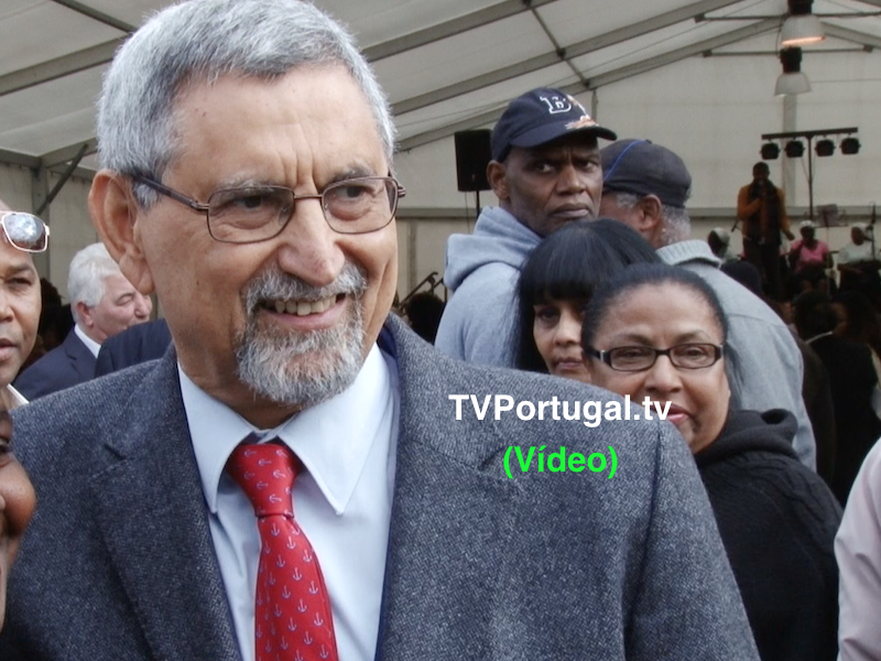 Presidente da República de Cabo Verde em Exclusivo à Tv Portugal, Jorge Carlos Fonseca, Oeiras, Outurela, Festa Santa Catarina, Televisão, Portugal, Cascais
