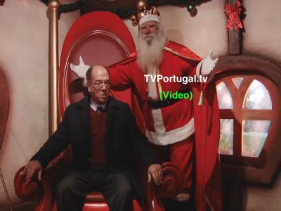 Vila do Natal Cascais 2017, Parque Marechal Carmona, Carlos Carreiras, Miguel Pinto Luz, Televisão, Cascais, Portugal, Reportagem