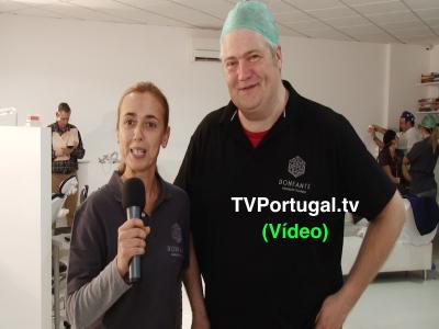 Bonfante Advanced Training, Teresa Vieira e Brito, Soren Knudsen, Fernando Bonfante, Dhebora Bonfante, Televisão, Portugal, Cascais