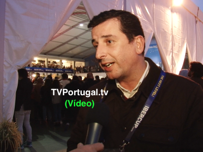 Cascais Ibercup 2018, Cerimónia de Abertura, Mercado da Vila, Cascais, Televisão, Nuno Piteira Lopes, Carlos Carreiras, Portugal
