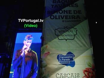 Festas de Carcavelos e Parede 2018, Nuno Alves, Cascais, Marta Ren, The Groovelvets, Raquel Tavares, Simone de Oliveira, Televisão, Cascais, Portugal