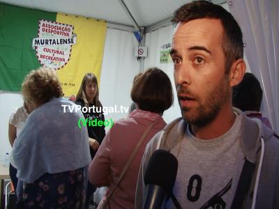 Festas de Carcavelos & Parede 2018, Ricardo Galrão, A. D. Cultural e Recreativa Murtalense, Nuno Alves, Cascais, Televisão, Portugal