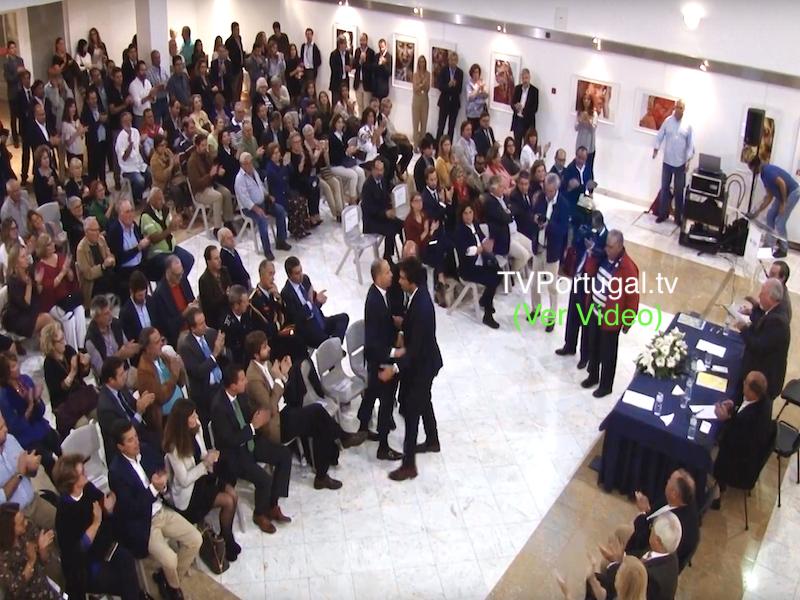 1.º Ano Mandato 2017/18, Junta Freguesia Cascais Estoril, Pedro Morais Sores, Junta de Freguesia Cascais Estoril, Televisão, Portugal