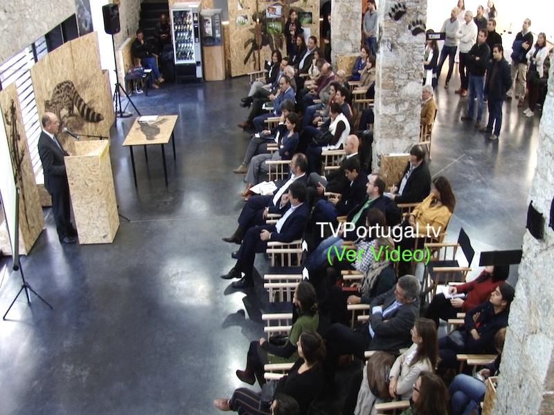 Restauração Ecológica, Assinatura de Protocolos, Casa da Cal, Quinta do Pisão, Joana Pinto Balsemão, Carlos Carreiras, Cascais, Televisão, Portugal