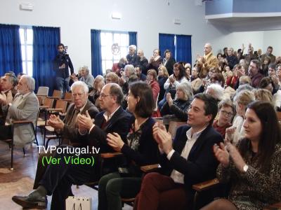 Celebração do Centenário da Sociedade Musical Sportiva Alvidense, José Filipe Ribeiro, Carlos Carreiras, Cascais, Televisão, Portugal