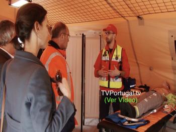 Entrega de Equipamento OP, Associação Humanitária de Bombeiros de Parede, Cascais, Joana Pinto Balsemão, Televisão, Portugal