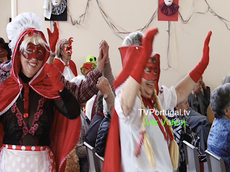 Carnaval 2019, Centro de Convívio do Bairro do Rosário, Pedro Morais Soares, Junta de Freguesia de Cascais, Televisão, Cascais Portugal