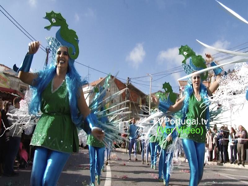 Desfile de Carnaval 2019, Malveira da Serra e Janes, Carlos Carreiras, Câmara de Cascais, Joana Pinto Balsemão, Cascais, Televisão, Portugal