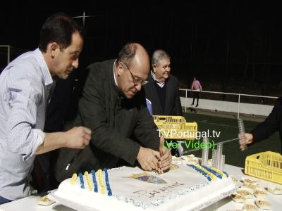 50.º Aniversario do G. D. Malveira da Serra, Inauguração OP 2017, Marta Osório, Carlos Carreiras, Nuno Piteira Lopes, Cascais, Televisão, Portugal